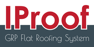iProof logo - Extremely Versatile GRP Roofingfrom small domestic to large commercial!